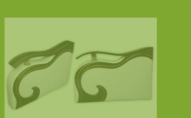 Дизайн боковин
